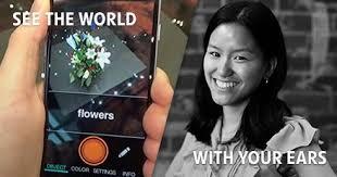 Aipoly, l'app che aiuta i non vedenti